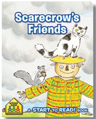 Scarecrow s friends