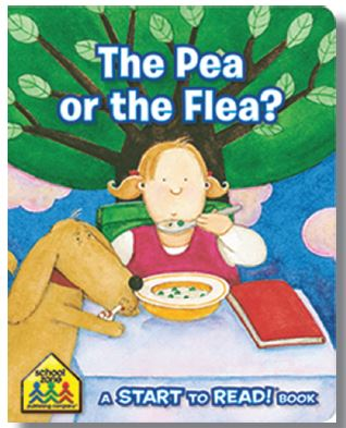 Pea or the flea