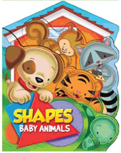 Shapes baby animals