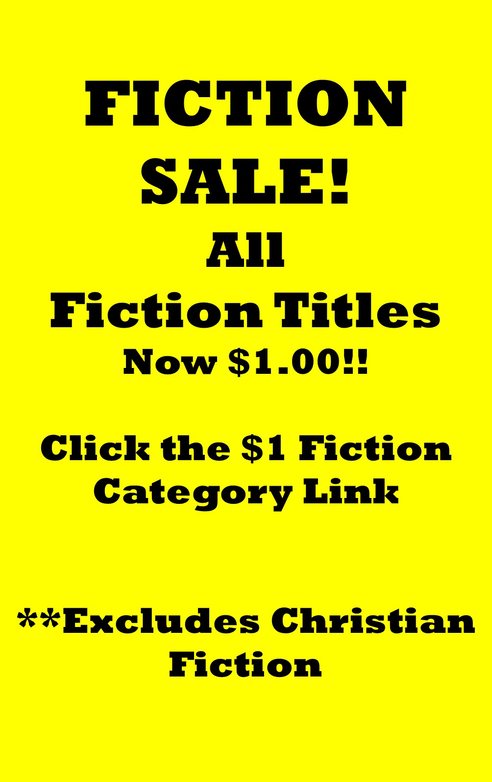 Fictionsale
