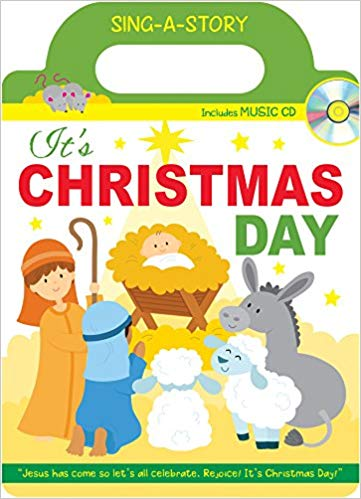 christmas day sing a story book