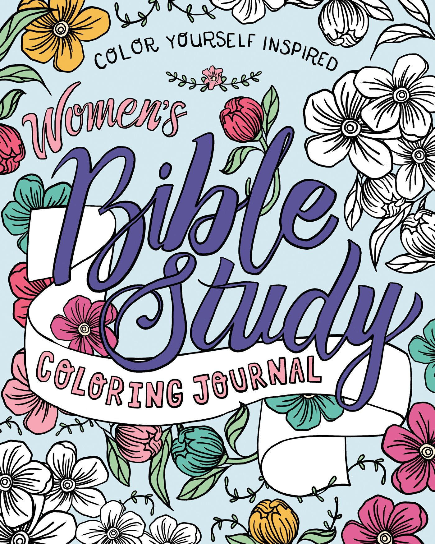 Womens Bible Study Coloring Journal