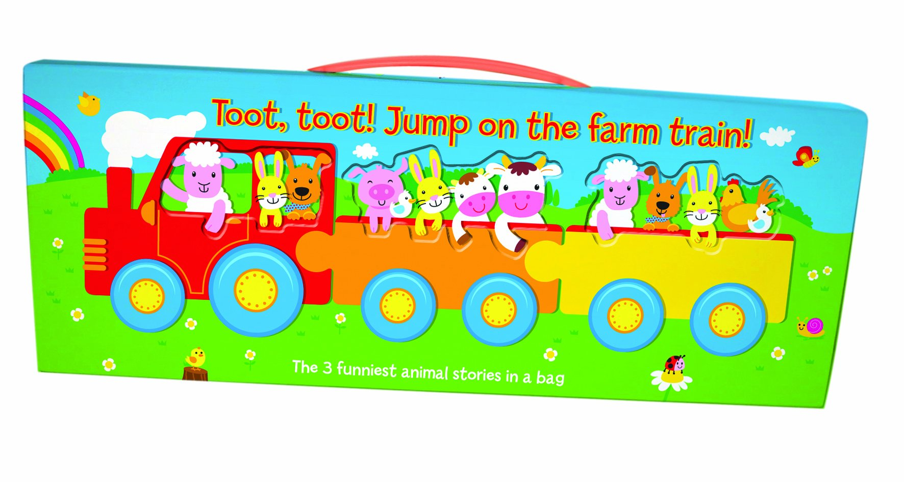Toot  toot  all about the farm train