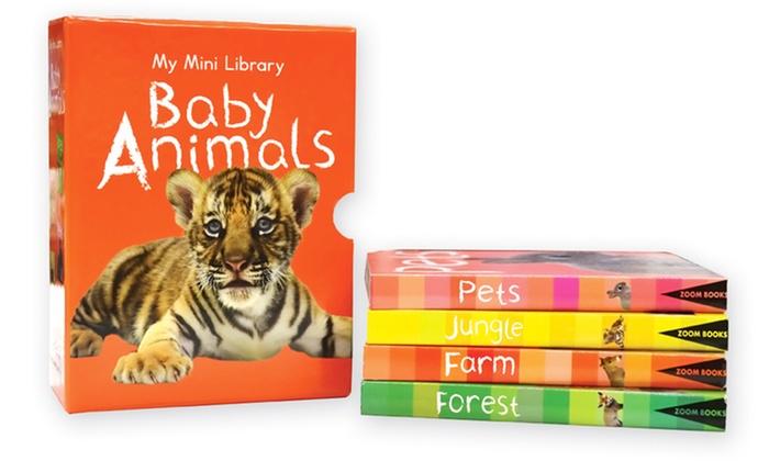 My mini library   animals