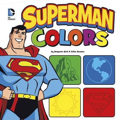 Superman colors  dc board books