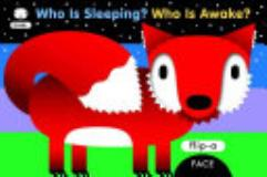 Who is sleeping